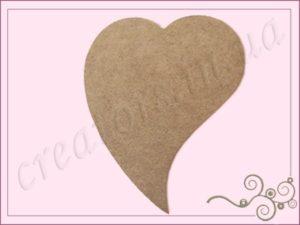 Заготовки сердца