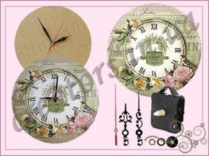 Комплект - Часы
