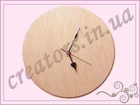 основа для часов круг