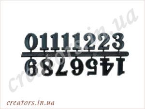 цифры арабские 25 мм