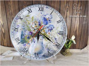 часы полевой букет