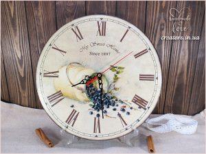 часы бидон черники