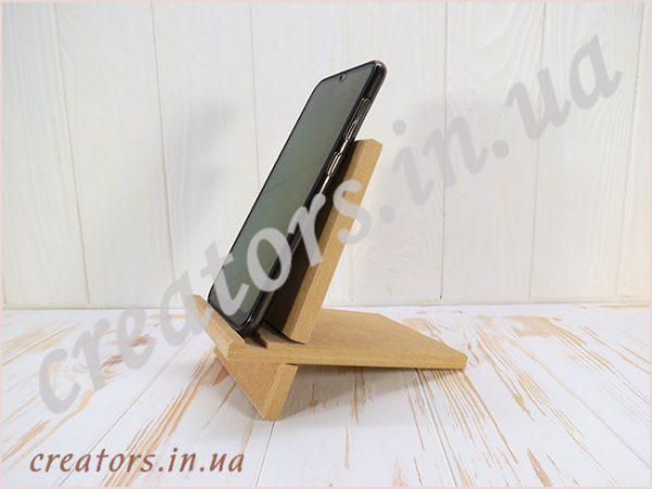 подставка для телефона МДФ