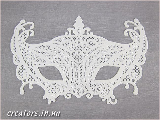 гибкий декор венецианская маска