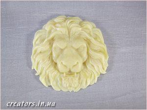 декор полиуретан лев