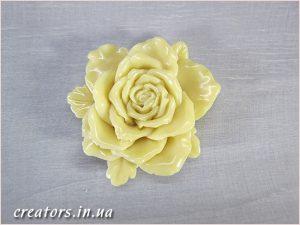 декор полиуретан роза