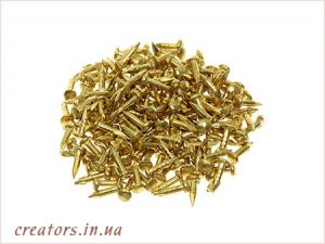 гвоздики золото