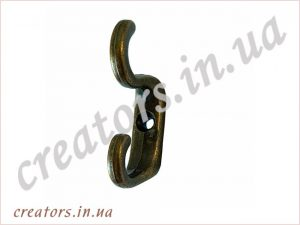 Крючок для ключницы, вешалки