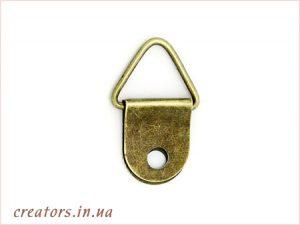 подвес для ключницы бронза