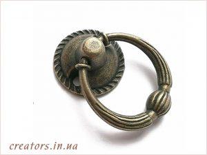 ручка кольцо для шкатулки