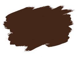 Краска акриловая Винтаж, темно коричневая