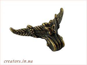 металлическая ножка для шкатулки