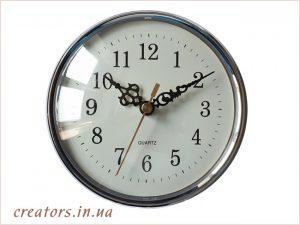 Часовая капсула Серебро 130 мм