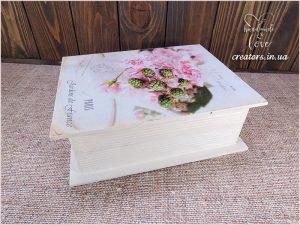 шкатулка книга розы любви