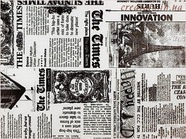 Крафт бумага TIMES