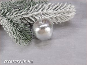 яблочки серебро